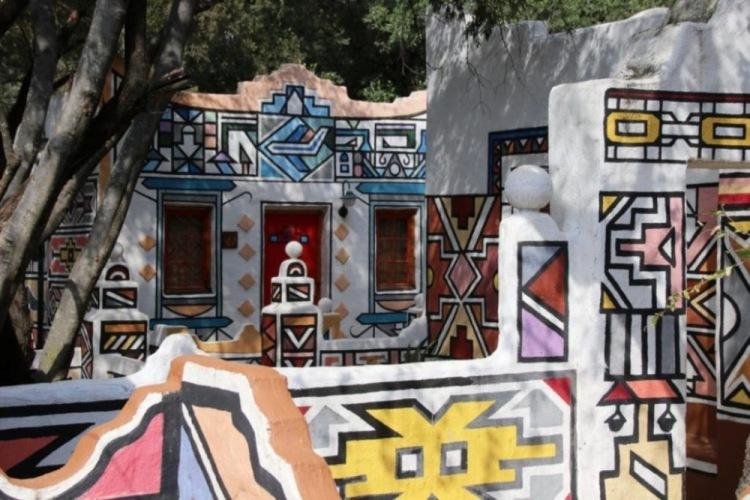 Африканская архитектура - она бесконечно разнообразна